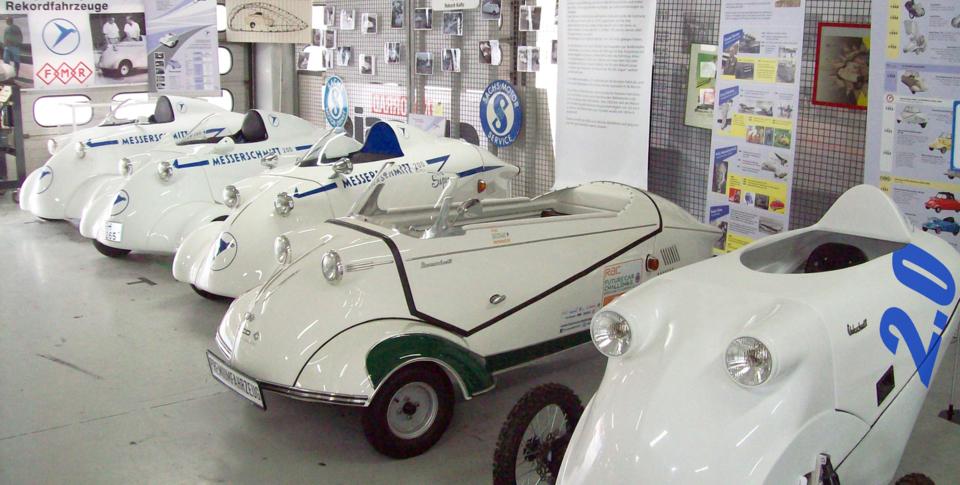 Veloschmitt Ur-Fahrgestell